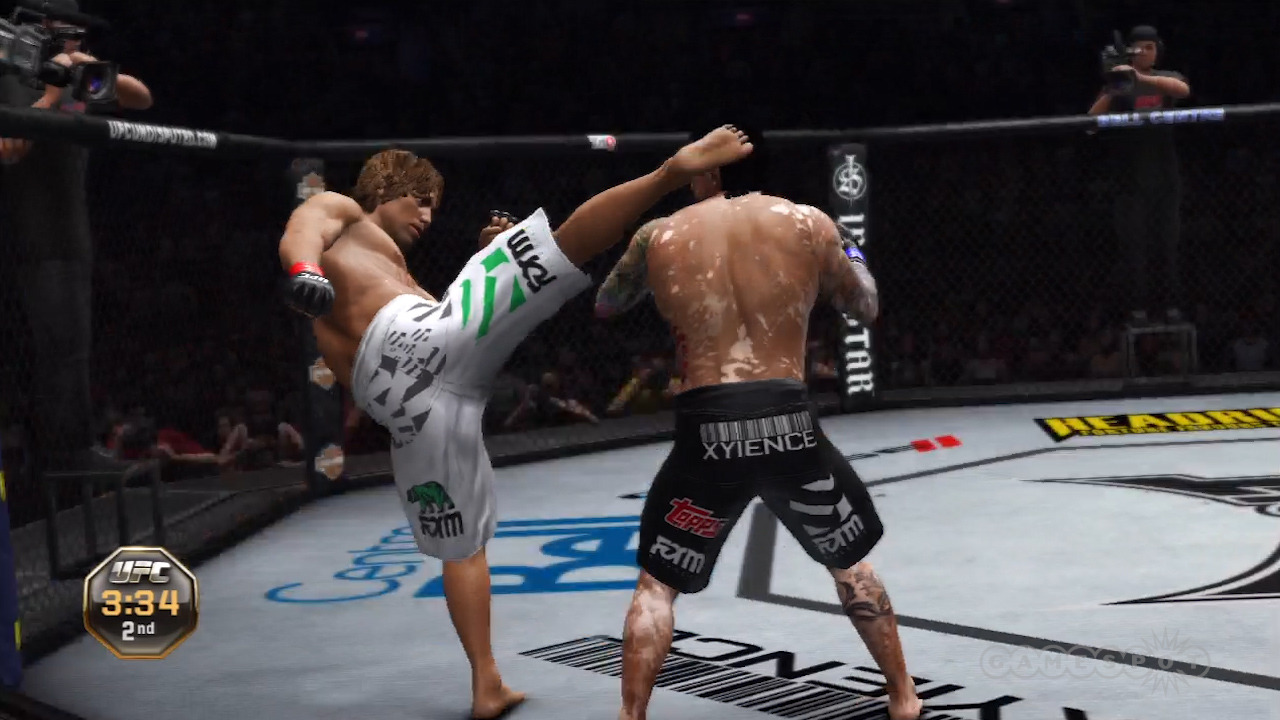 UFC Undisputed 3 SYSTEM REQUIREMENTS.