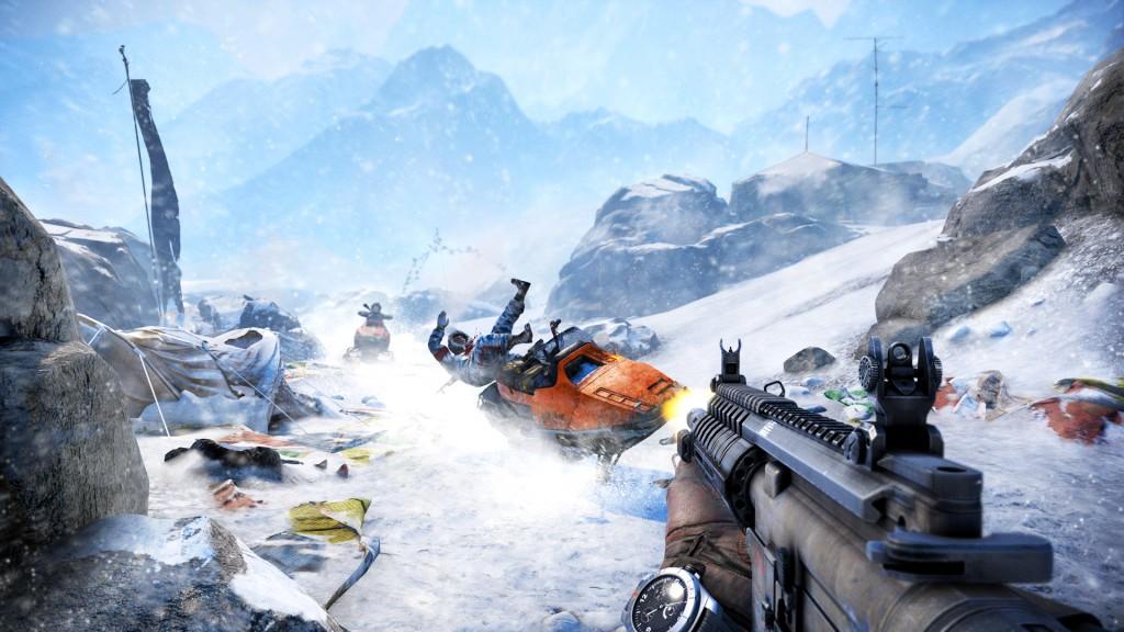 GamesKnit - Far Cry 4