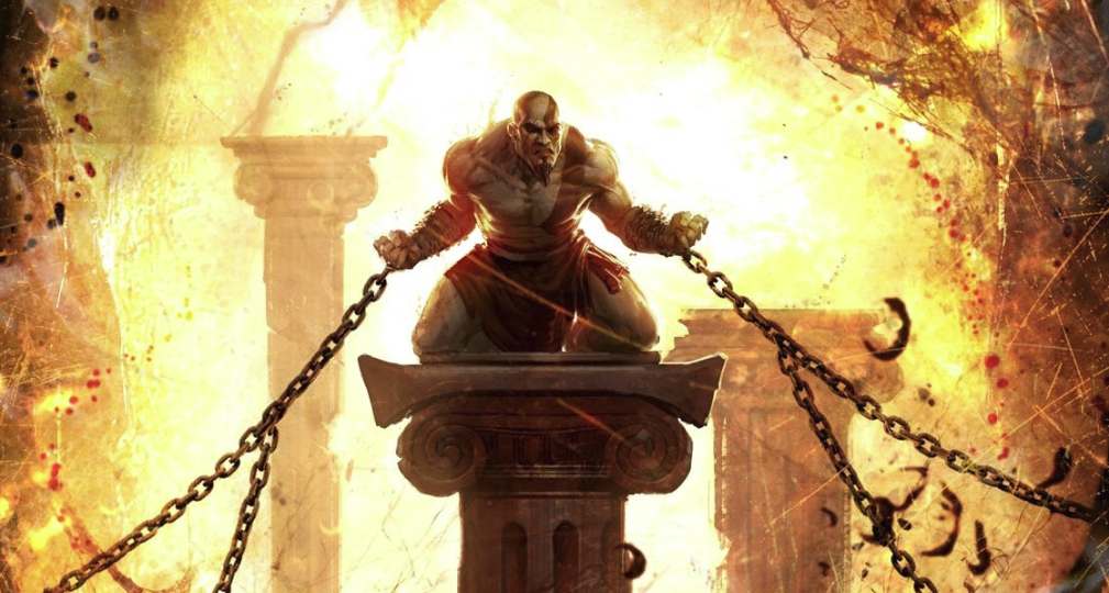 God of War: Ascension version for PC - GamesKnit
