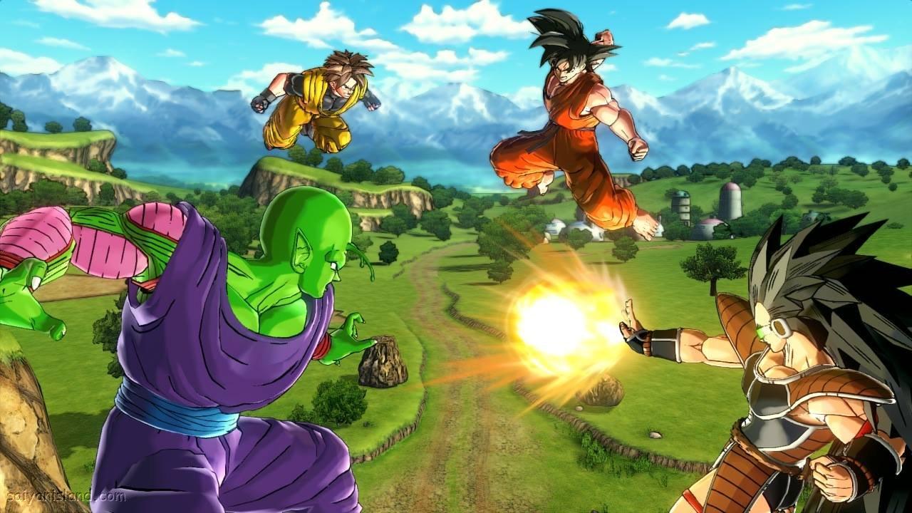 Dragon Ball Xenoverse - Download