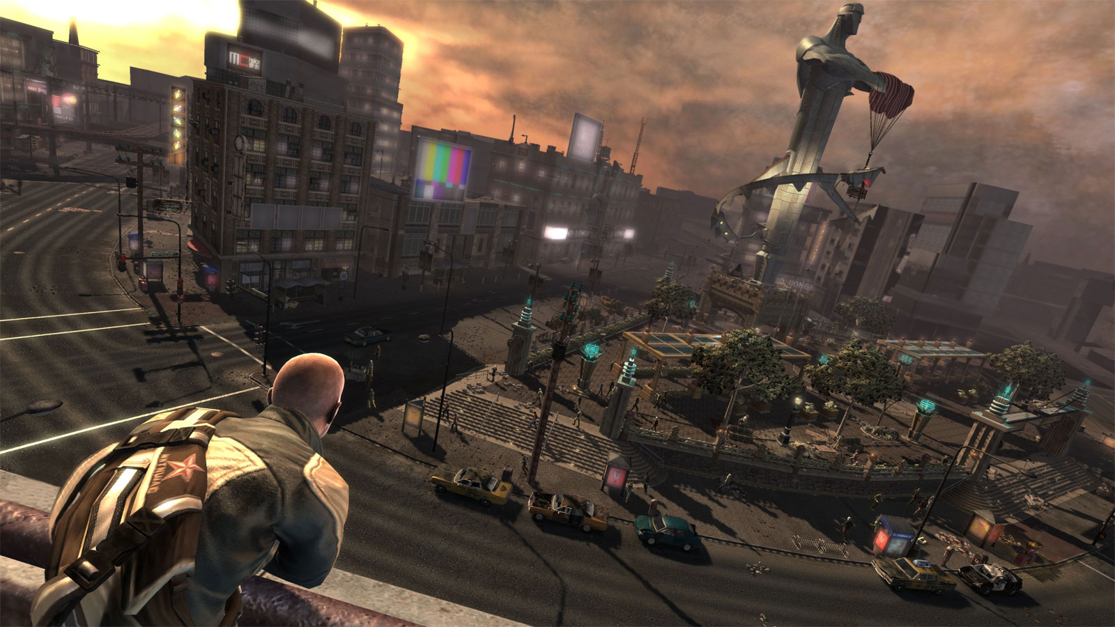 InFamous version for PC - GamesKnit