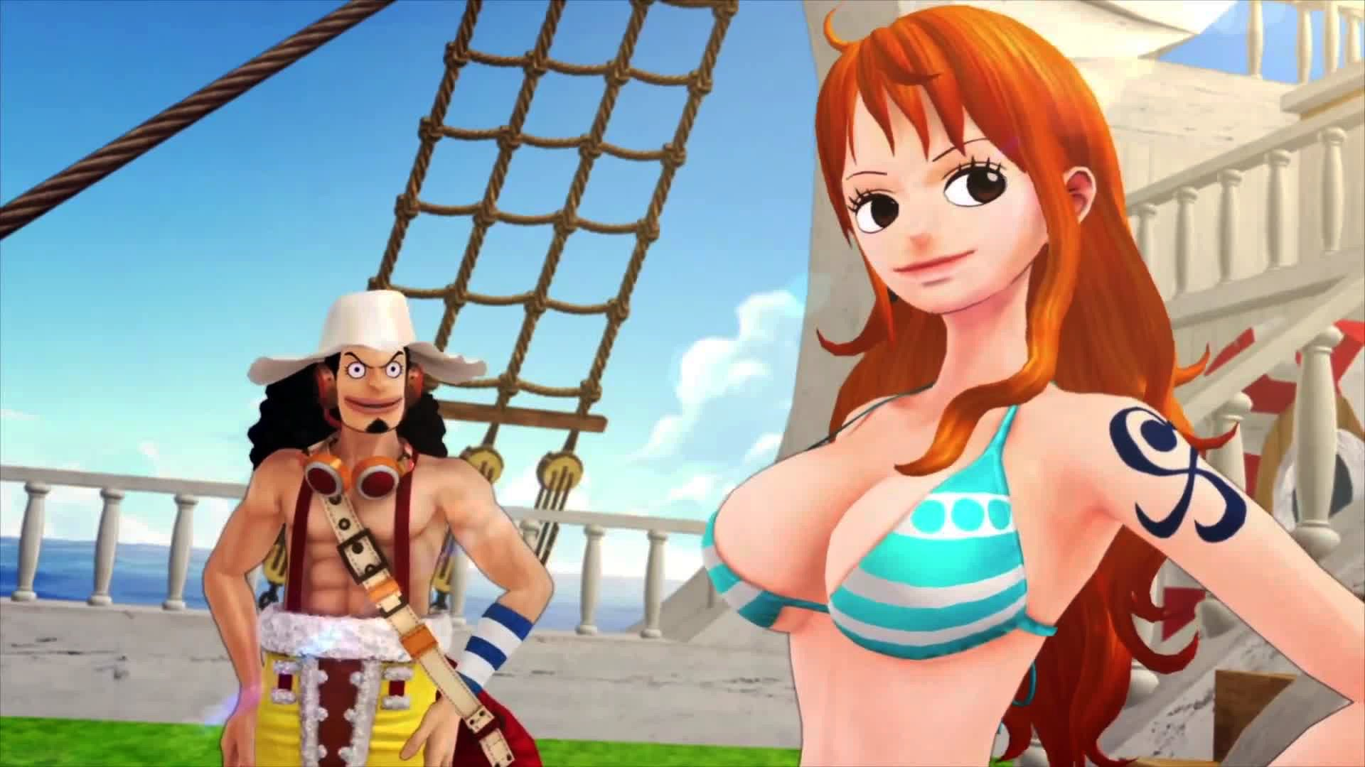 One piece pirate warriors nude mod smut videos