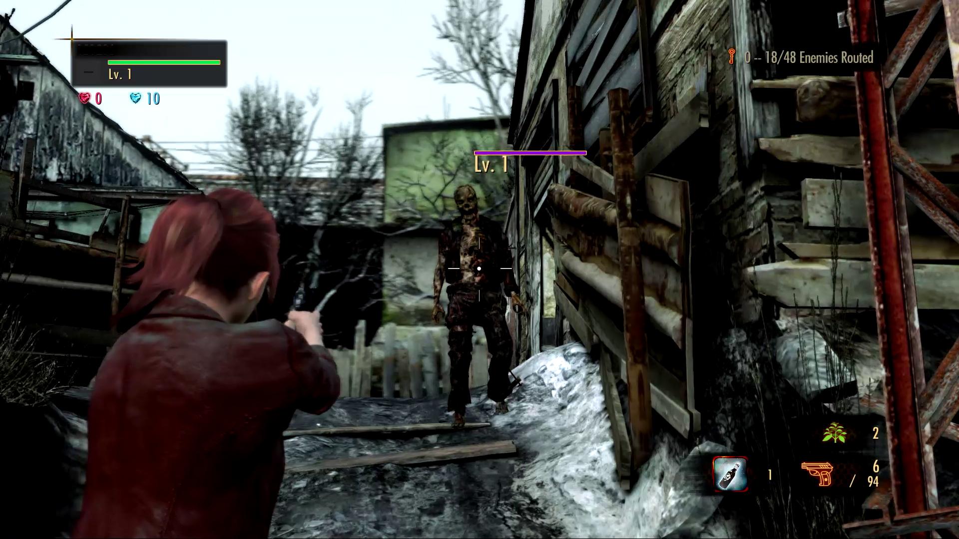 Resident Evil Revelations 2 version for PC - GamesKnit