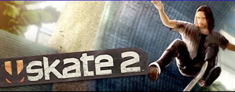 Skate 2 version for PC - GamesKnit