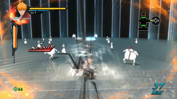 Bleach Soul Resurreccion скачать игру - фото 6