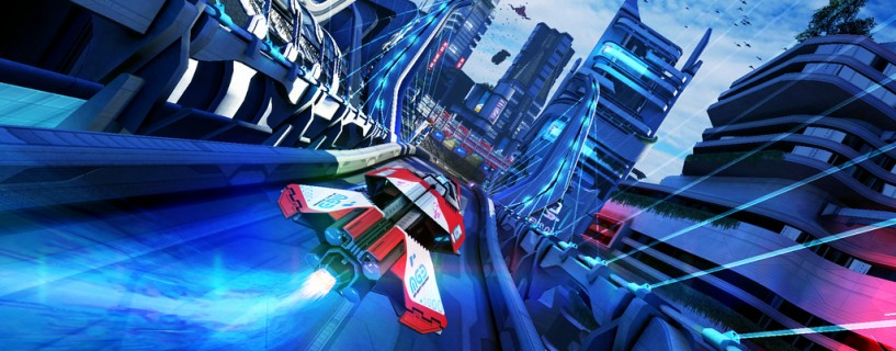 Wipeout HD Fury version for PC