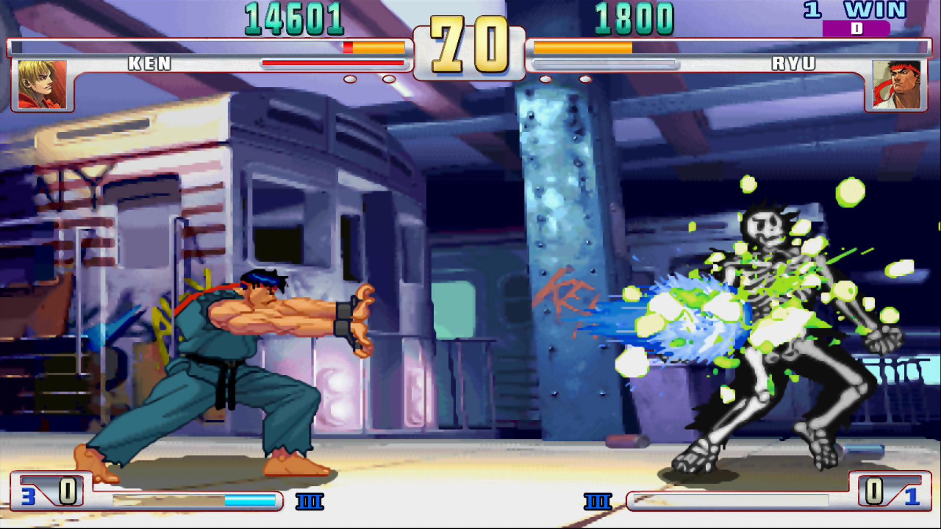 Street Fighter III 3rd Strike