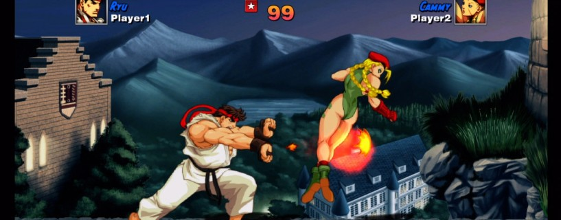 street fighter 2 x how to change turbo