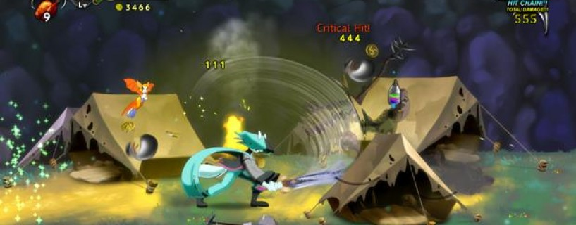 Dust: An Elysian Tail version for PC