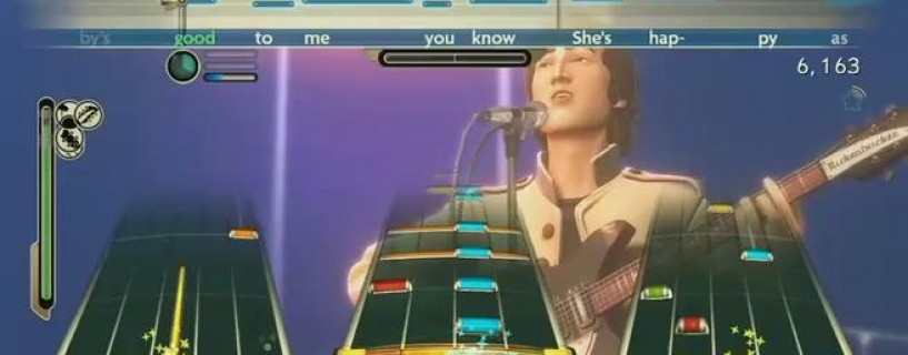 The Beatles: Rock Band version for PC