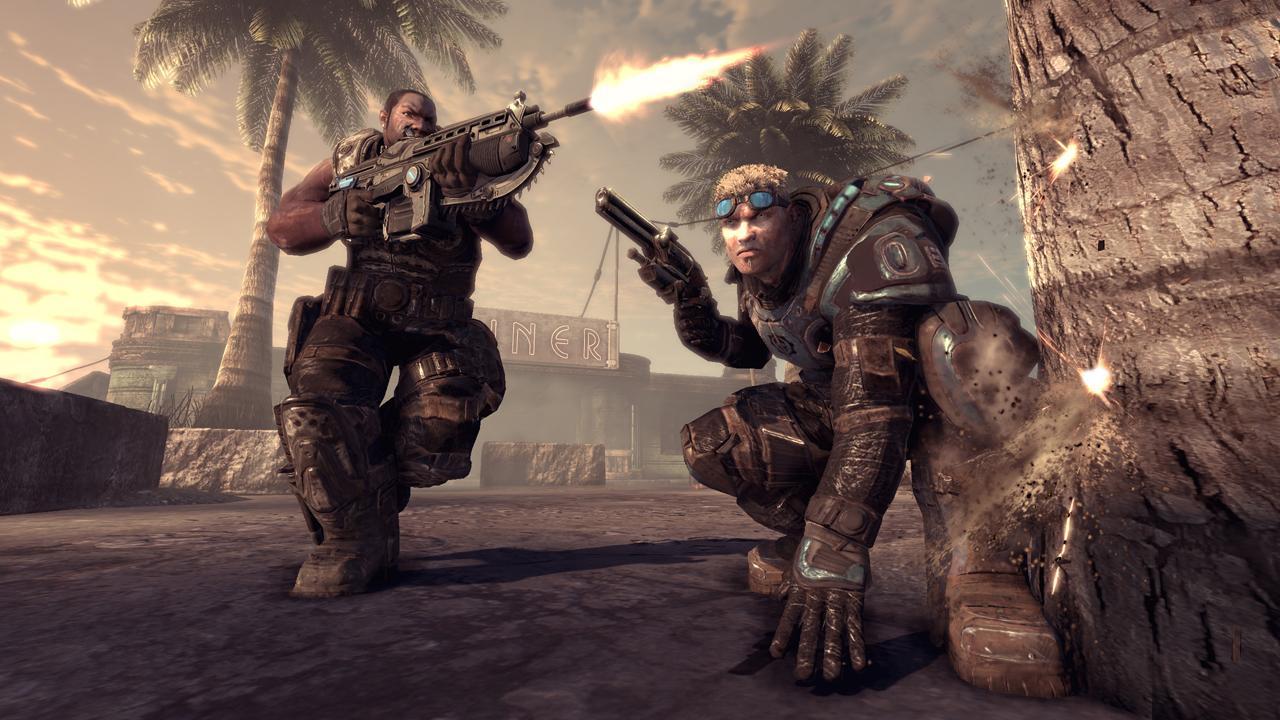Gears of war 2 на pc скачать торрент pc.