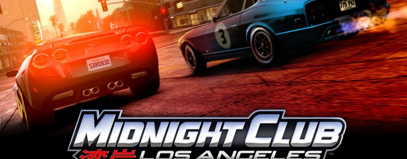 Midnight Club: Los Angeles version for PC