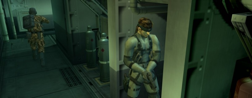 Metal Gear Solid 2 Sons of Liberty version for PC