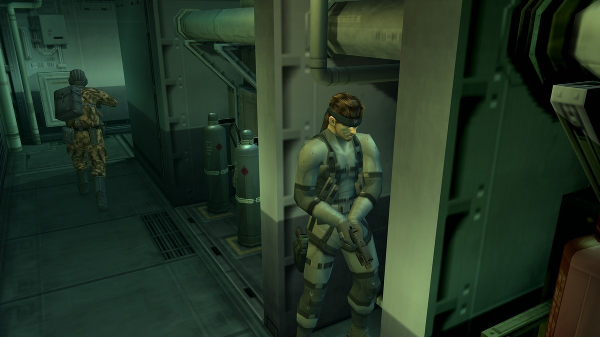 Metal Gear Solid 2 Sons of Liberty version for PC - GamesKnit
