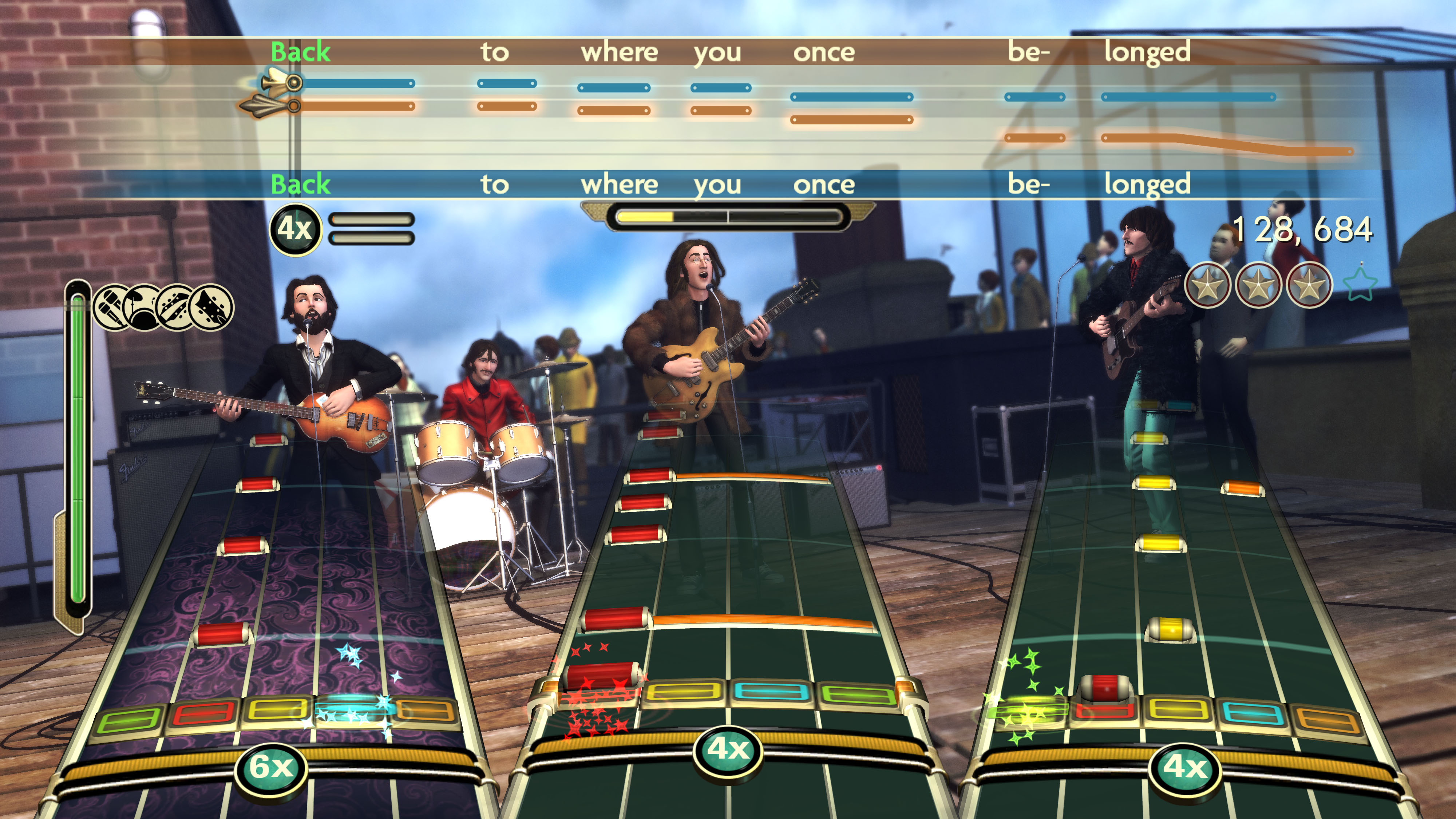 The Beatles: Rock Band version for PC - GamesKnit
