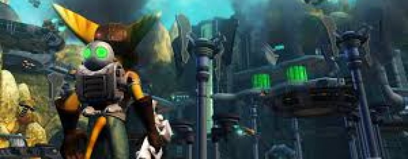Ratchet & Clank Future: Tools Of Destruction version for PC