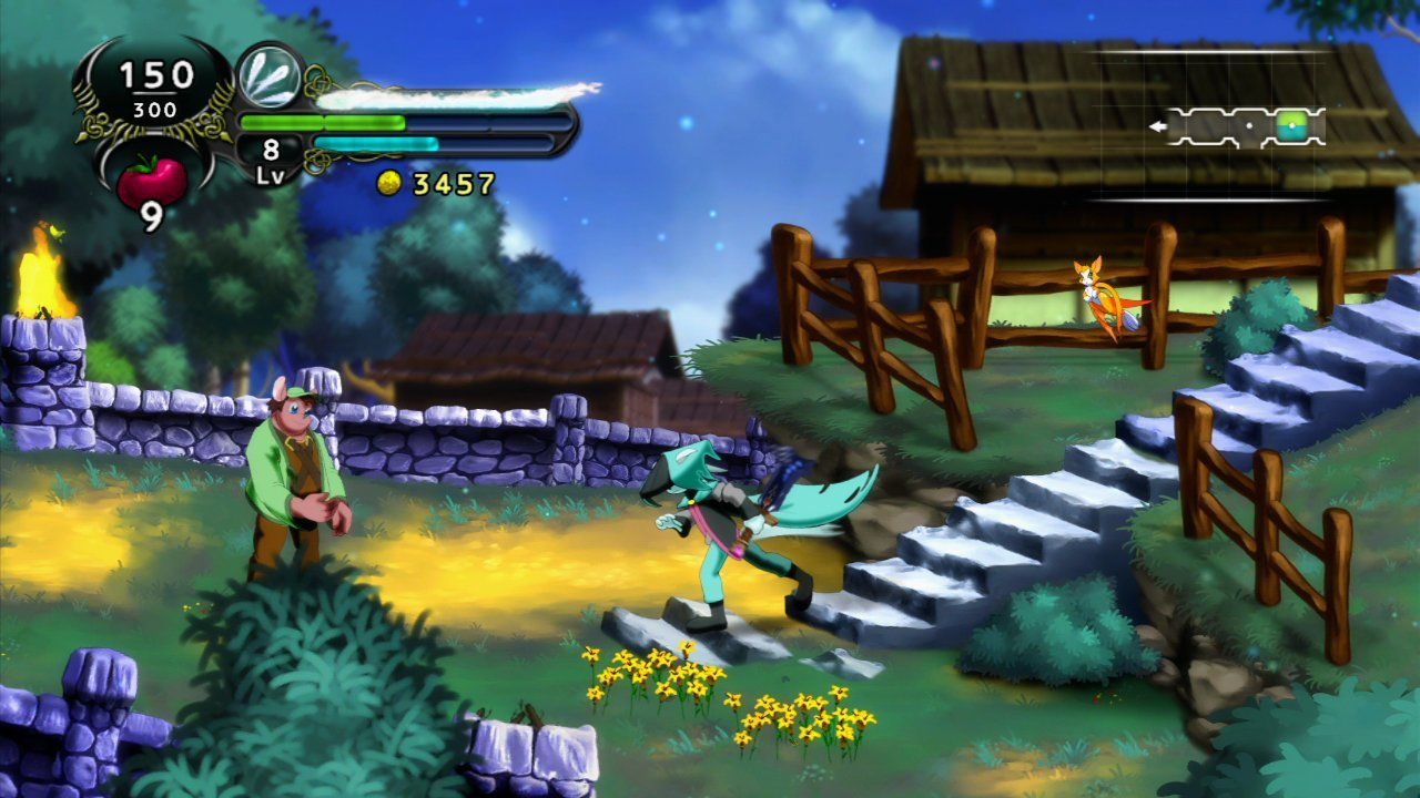 Dust An Elysian Tail Version For Pc Gamesknit