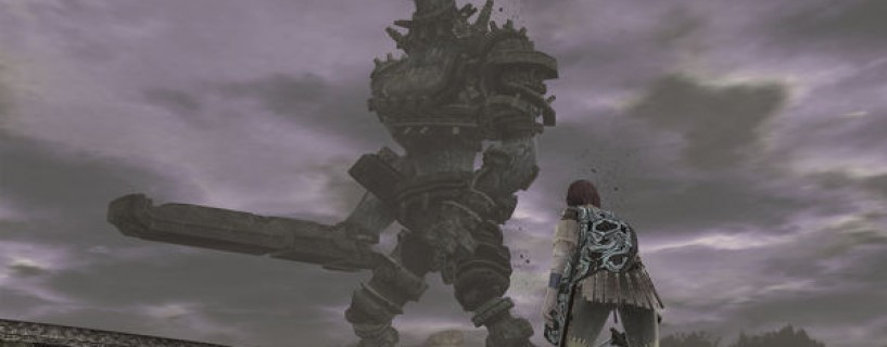 Shadow of the Colossus version for PC