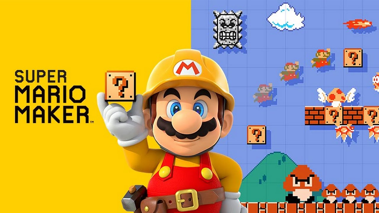 super mario maker download code