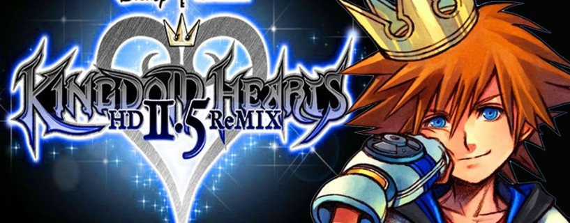 Kingdom Hearts HD 2.5 Remix version for PC