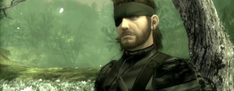 Metal Gear Solid 3: Snake Eater version for PC