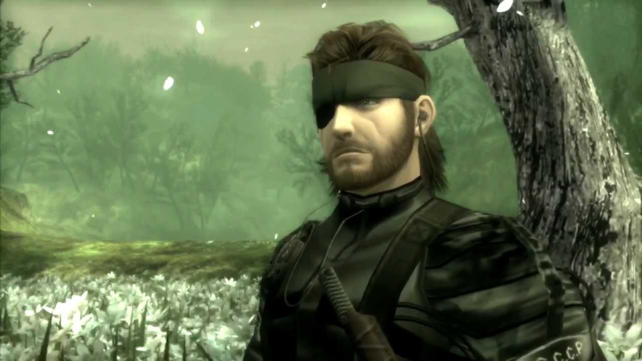 Wall Scroll - Metal Gear Solid - New Snake/Shagohod Fabric