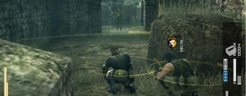 Metal Gear Solid: Peace Walker version for PC