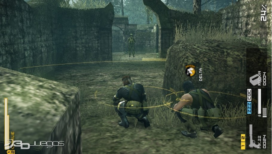 15 multiplayer screenshots from metal gear online | metal gear.