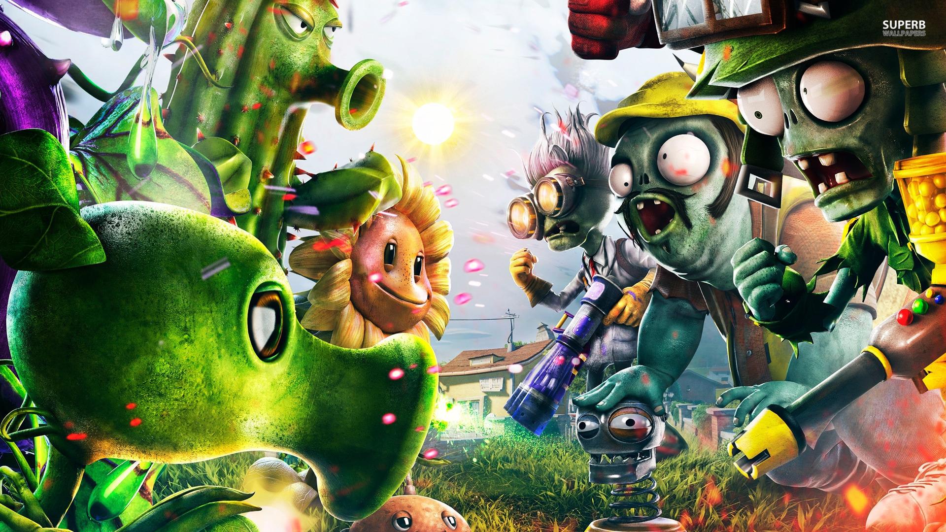 Plants Vs Zombies Garden Warfare Version For Pc Gamesknit