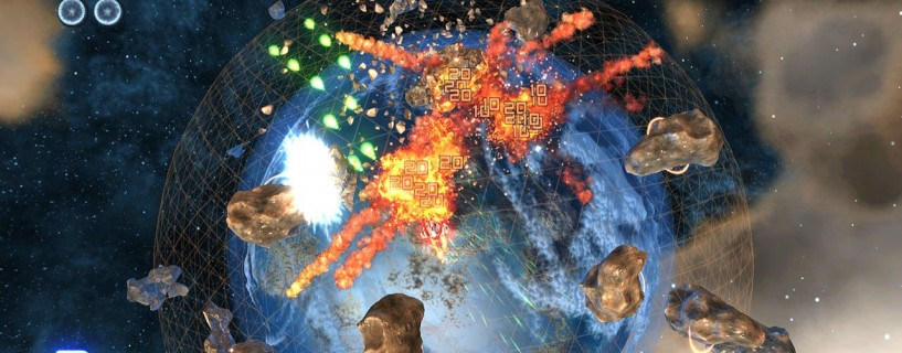 Super Stardust HD version  for PC