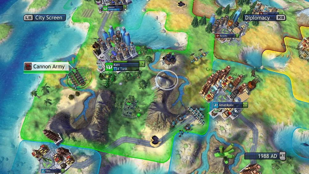 Sid Meier S Civilization Revolution Version For Pc Gamesknit