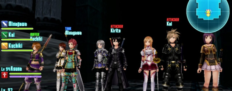 Sword Art Online: Hollow Fragment VERSION FOR PC