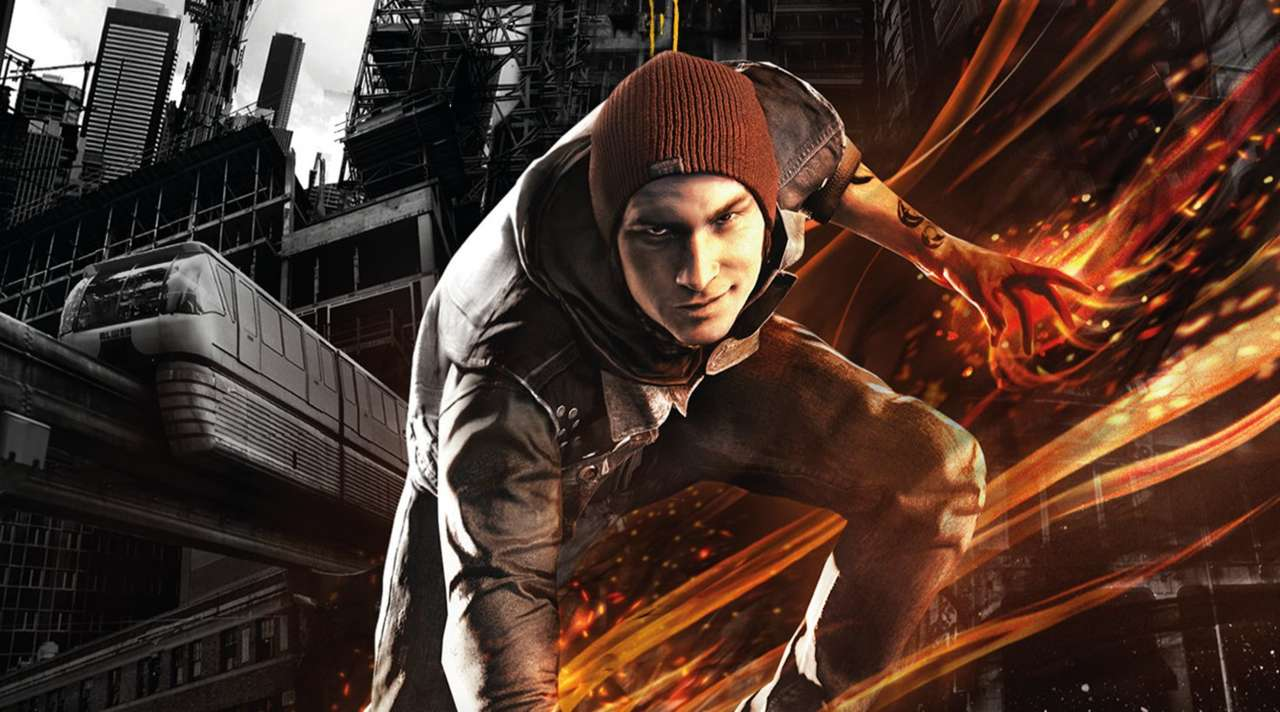 infamous second son pc 版