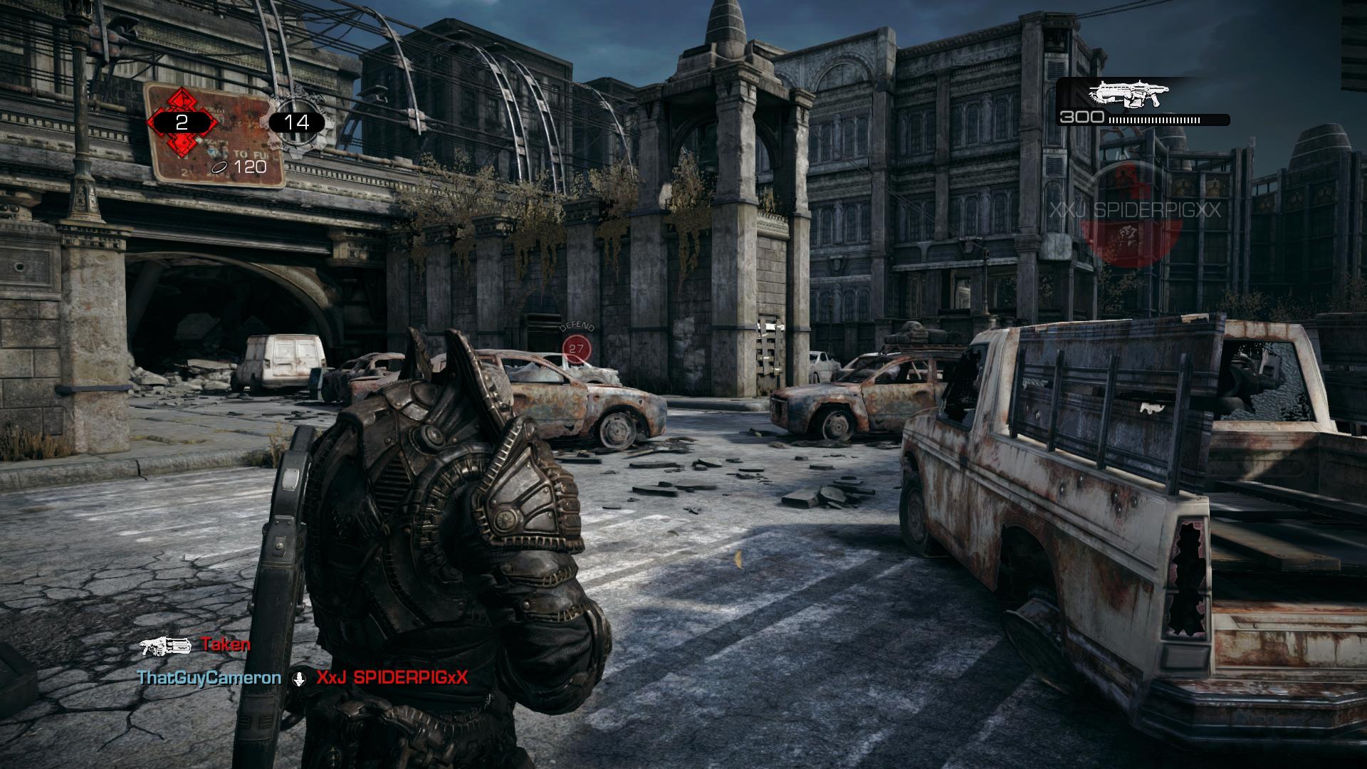 how to play gears of war 4 on pc