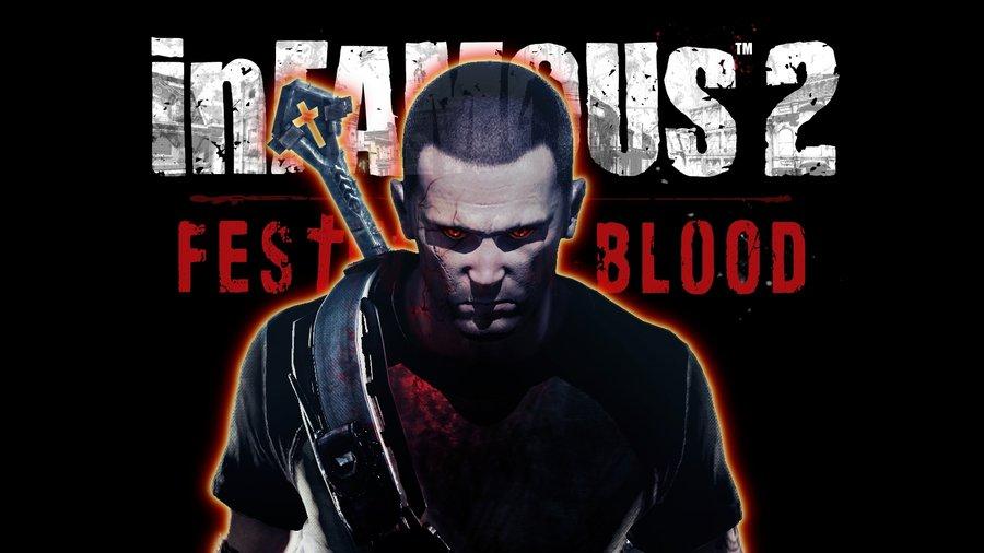 Infamous 2 festival of blood скачать торрент на pc.