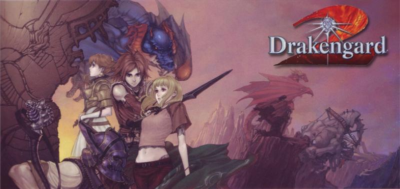Drakengard Verison For PC