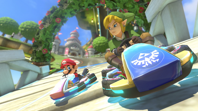 Mario Kart 8 version for PC