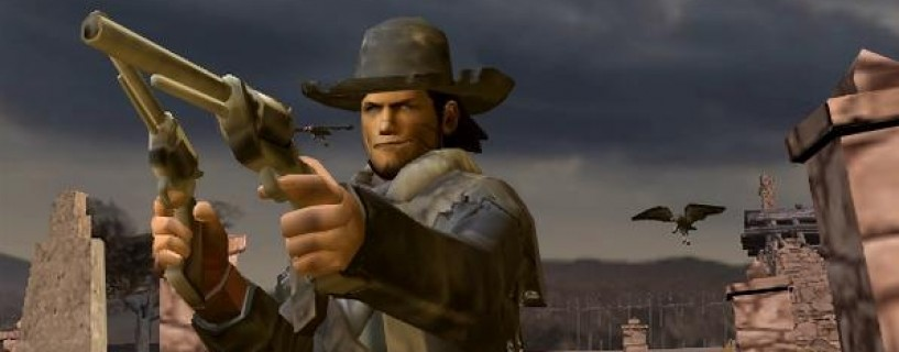 Red Dead Revolver version for PC