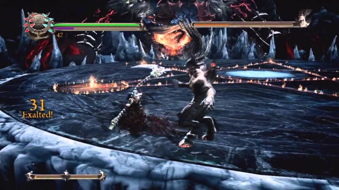 Dante's inferno [god/freeboot/rus] » скачать игры на xbox 360 и.