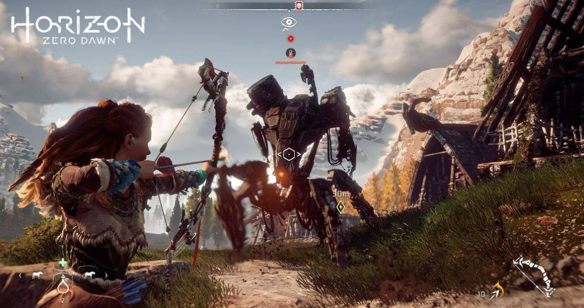 Horizon Zero Dawn version for PC