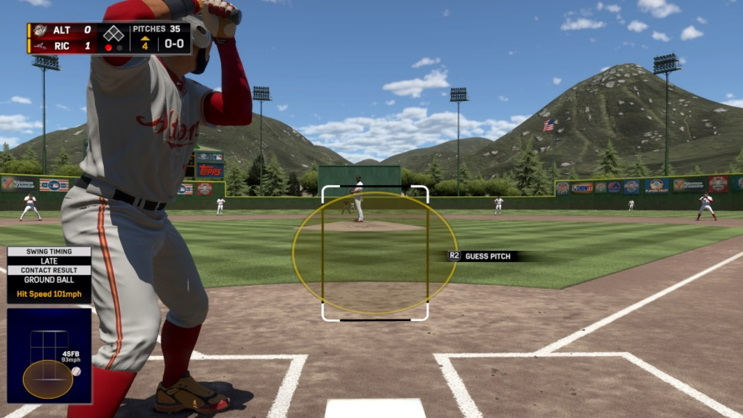 MLB The Show 17 version for PC