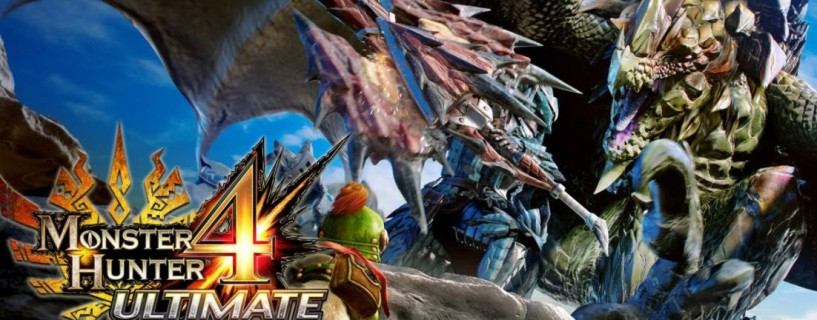 Monster Hunter 4 Ultimate version for PC