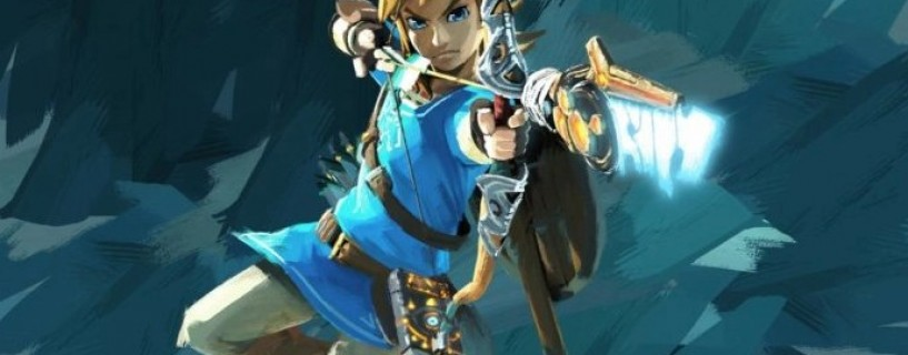 The Legend of Zelda: Breath of the Wild version for PC