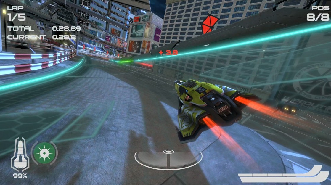 WIPEOUT OMEGA COLLECTION PC