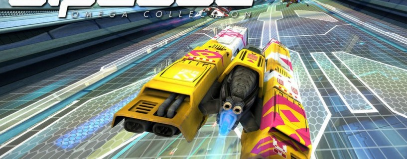 Wipeout Omega Collection version for PC
