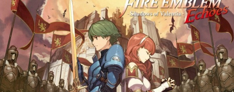 Fire Emblem Echoes Shadows of Valentia version for PC
