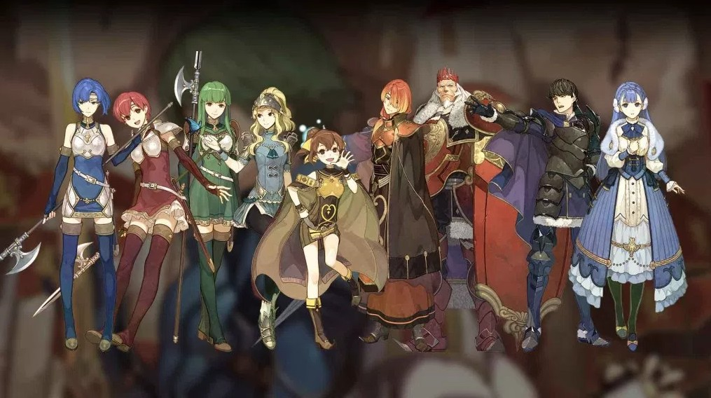 Fire Emblem Echoes Shadows of Valentia PC