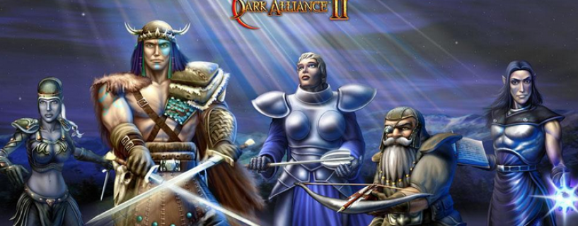Baldur's Gate: Dark Alliance II version for PC