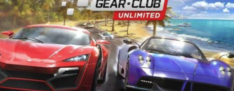 Gear.Club Unlimited version for PC