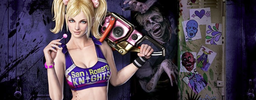 Lollipop Chainsaw version for PC